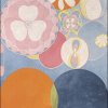 Hilma af Klint - Childhood, The Ten Largest, No.2, Group IV, 1907