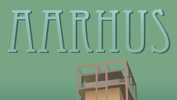 Aarhus rådhuset animation