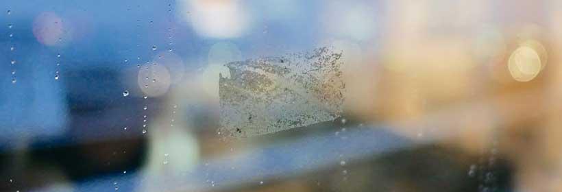 3m sticker verwijderen van glas