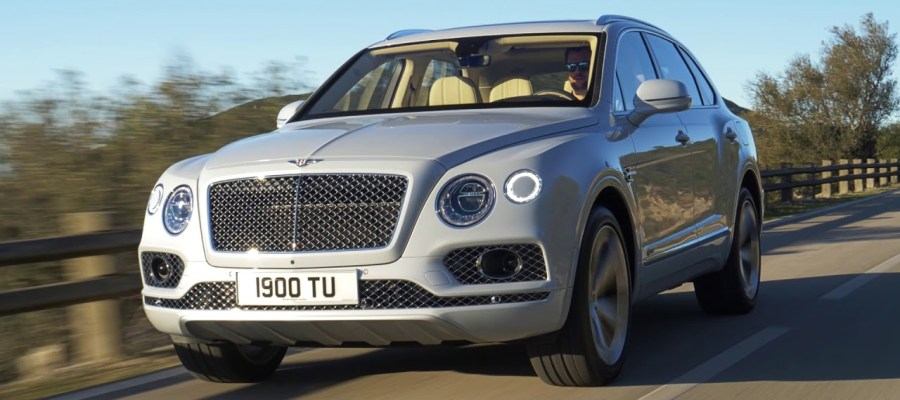 Bentley Bentayga SUV 2019
