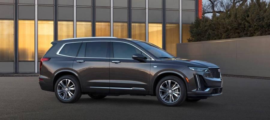 Cadillac XT6 2020 Premium Luxury