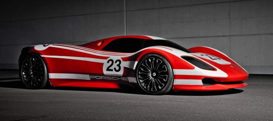 Porsche 917 Concept 2019