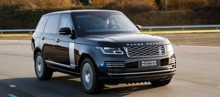 Range Rover Sentinel 2019