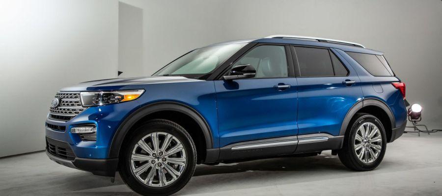 Ford Explorer Híbrido 2020