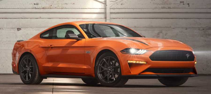 Ford Mustang EcoBoost Base 2020
