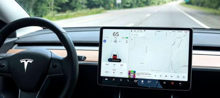 Auto Pilot de Tesla