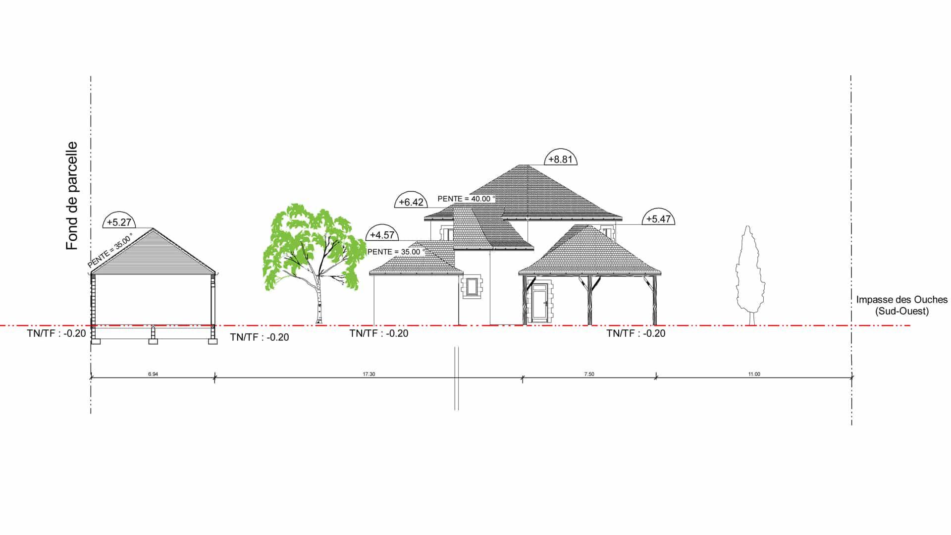 100 Fantastique Idées Plan En Coupe Abri De Jardin