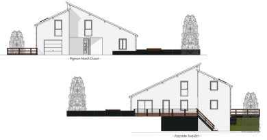 Façades futures Moselle déclaration préalable terrasse