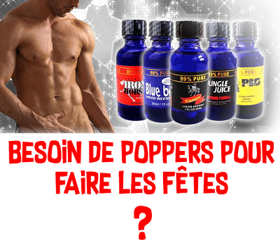 Poppers pas cher