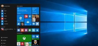 Windows 10: una visión preliminar