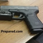 Glock 23, prepper firearms