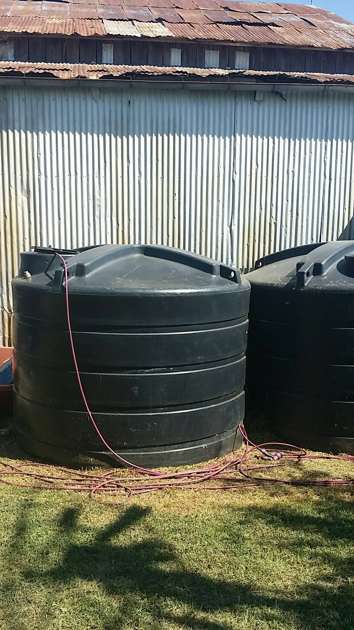 20150910_150939 & What you NEED to know about long term water storage!