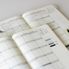 Bullet Journal – Practice Journal