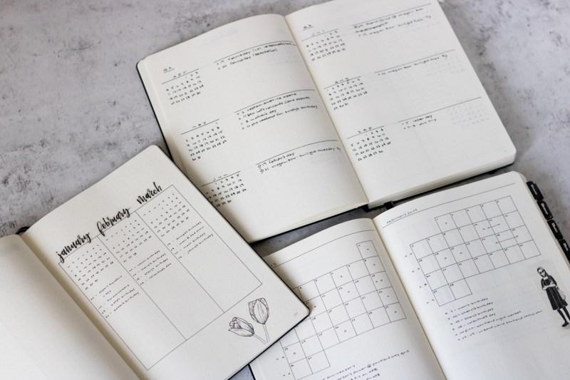 Planning 2018 – Future Log Ideas