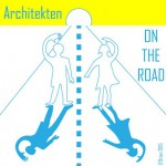 Grafik von Ruairi O´Brian, Architekten On the road