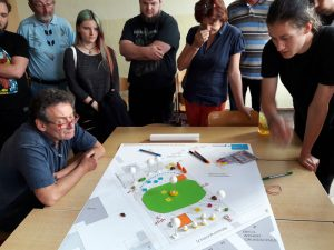 Planwerkstatt Generationenpark, Gruppe 1