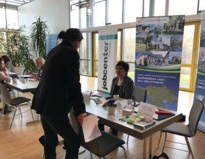 Regionalmanagement Schönburger Land, Information zum Existenzgründertag in Glauch, 2018
