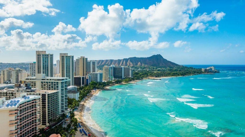 Waikiki Travel Vision Board