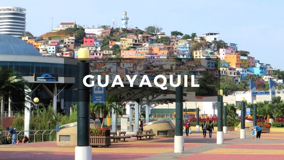 plan b viajero, guayaquil