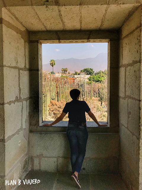 plan b viajero, que visitar en oaxaca de juarez, jardin etnobotanico