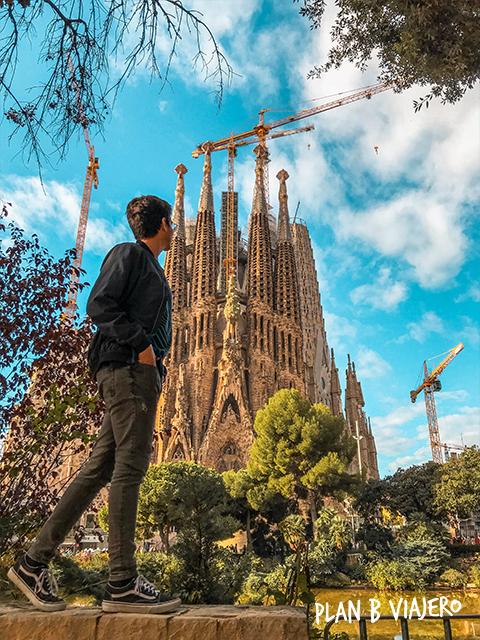 plan b viajero, que ver en barcelona en tres dias, sagrada familia gaudi
