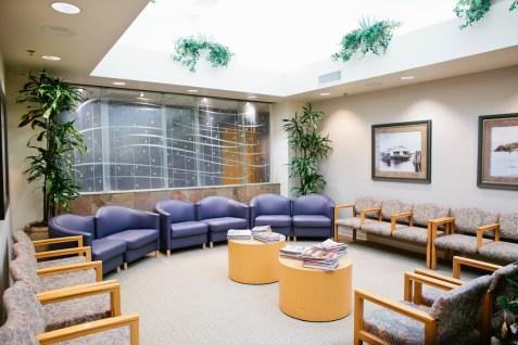 Comfortable office interior