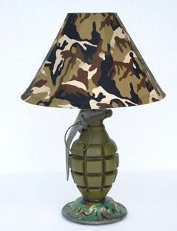 grenade lamp Muslim Gifts for Christmas