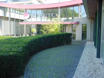 Bedrijfstuin EURETCO
