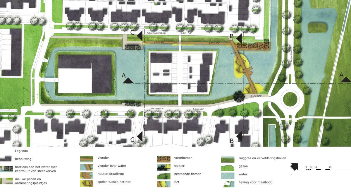 Voorlopig ontwerp Park De Beljaart Fase I