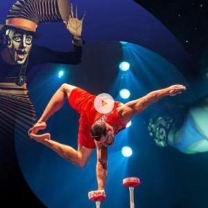 Circo del sol 27/03/2020