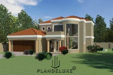 4 Bedroom House Plan For Sale 2 Story House Floor Plans Plandeluxe