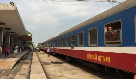 Vietnam transportation guide getting around | Guia transporte Vietnam