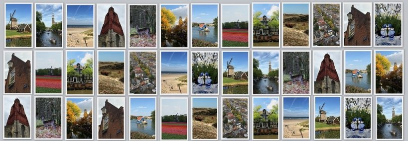 Excursions around The Netherlands
