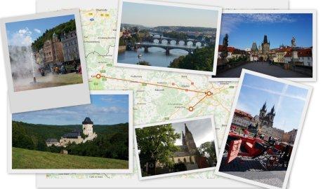 4 días Praga
