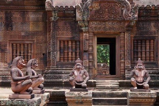 Banteay Srei | Camboya