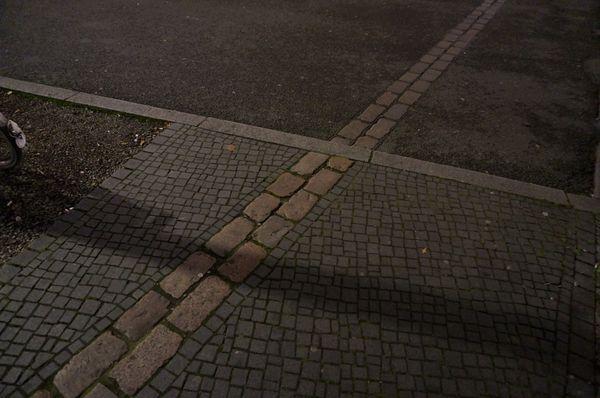 Adoquines Muro de Berlin