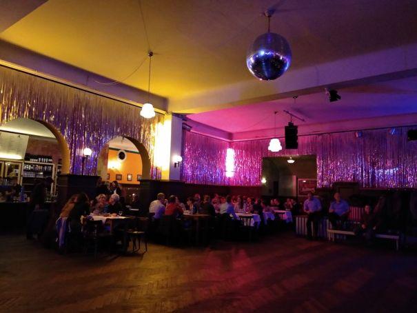 Clärchens Ballroom | Berlin