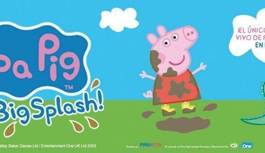 peppa pig big splah
