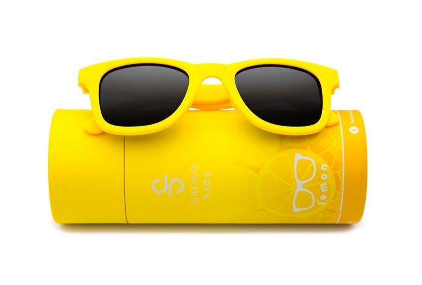 siroko kids gafas lemon