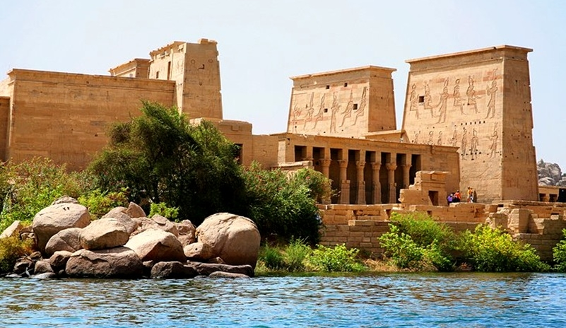 Aswan Dam | Unfinished Obelisk | Philae Temple | Tours from Aswan