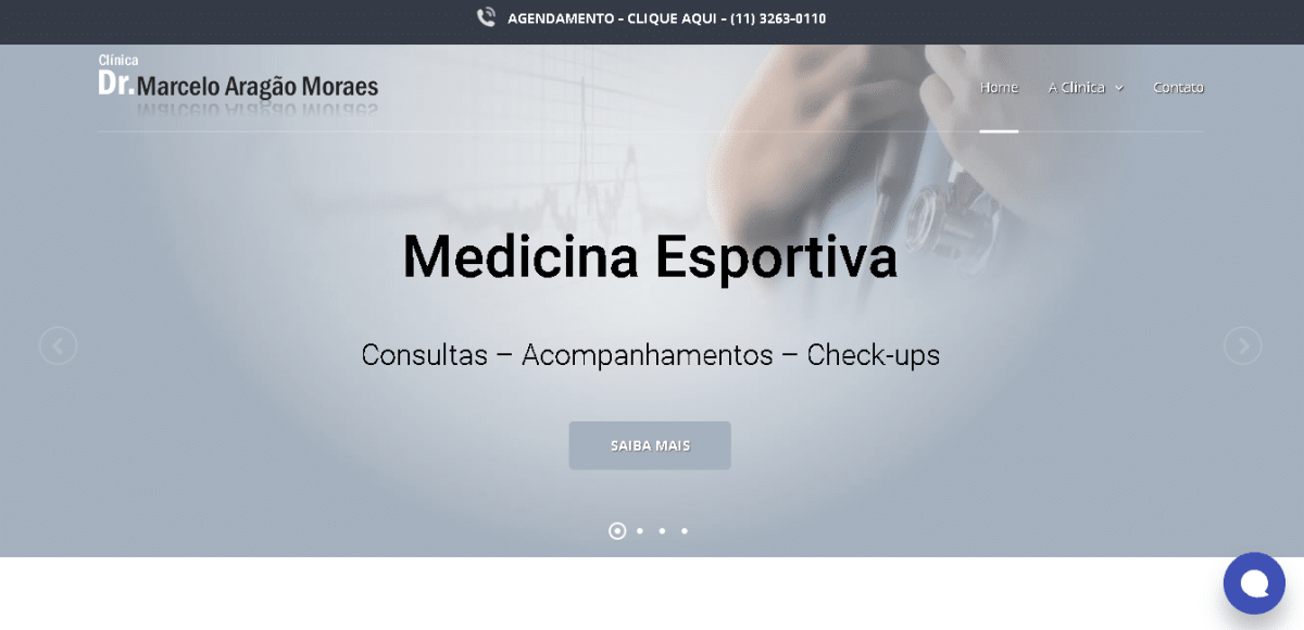 Marketing Digital para Medicina esportiva