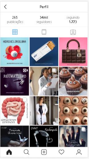 marketing digital redes sociais para reumatologista