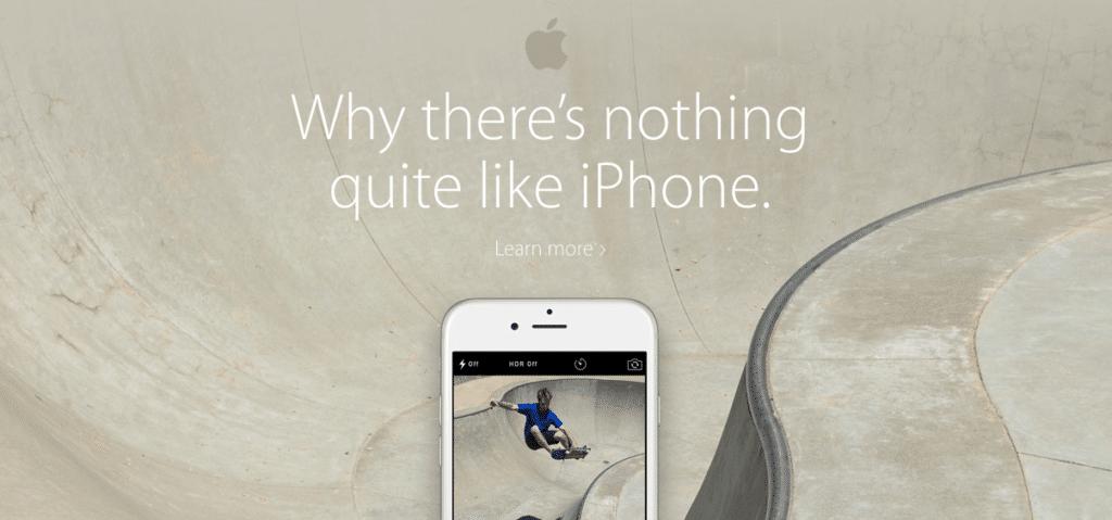 Apple Marca Exemplo
