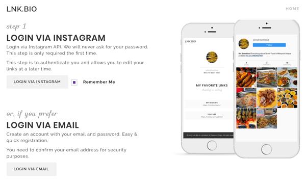 aumentam seus links no Instagram