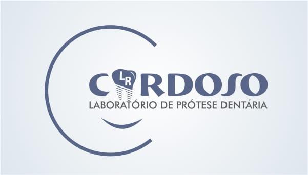 propaganda Para Laboratório de Prótese Dentária logotipo