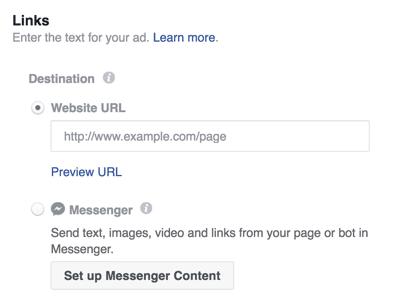 An Ncios No Facebook Messenger 6