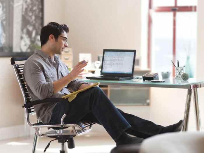 10 Dicas Para Trabalhar Com Sucesso Em Casa