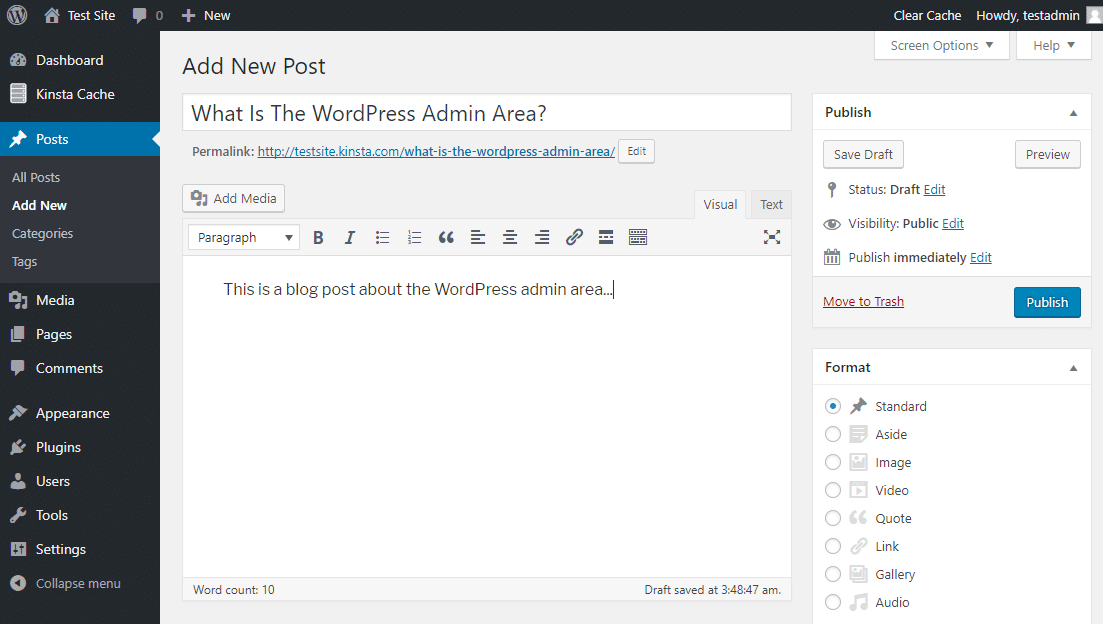 1554936647 5675 WordPress Admin Panel 5