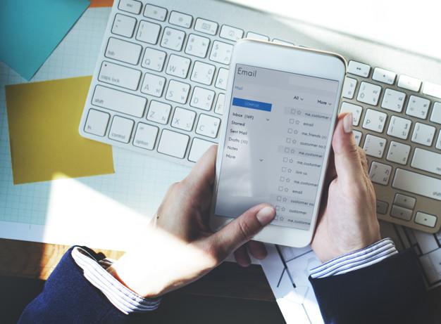 Modelo de email de apresentação de empresa