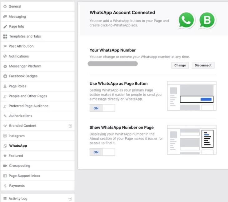Como Colocar Link Do Whatsapp No Facebook